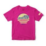 WBUR Marathon tee shirt