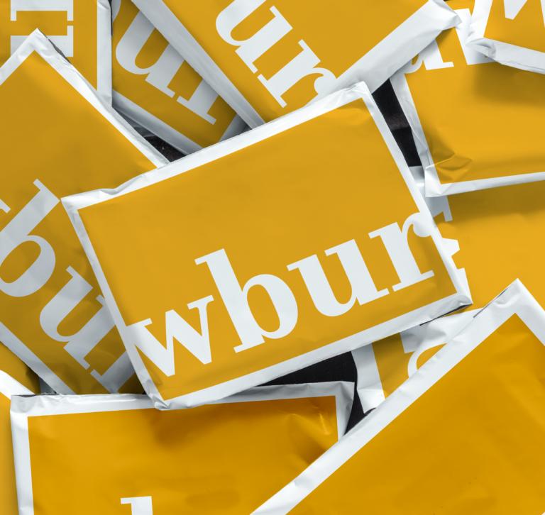 WBUR Membership Branding