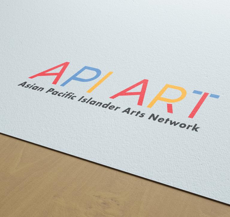 API ART logo by Lillian Lee Art & Design