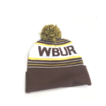 2019 WBUR Winter Pom Pom Hat by LILLIAN LEE, Art & Design