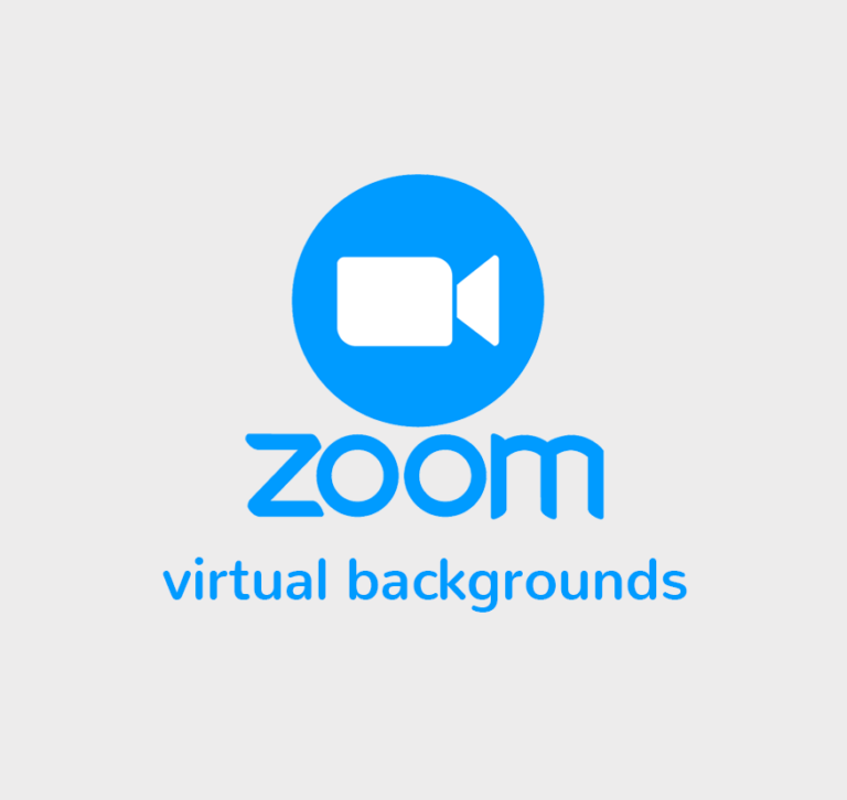 Having fun with virtual backgrounds during Zoom meetings | LILLIAN LEE Art & Design