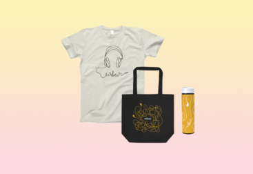 WBUR Apparel, Accessories & Drinkware: 2021 Spring Collection